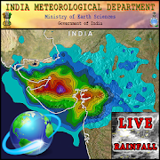 Indian Satellite Weather: Live Rain Weather Images