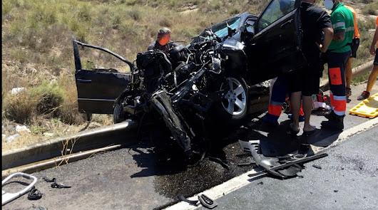 Carboneras llora la muerte de El Santero en accidente