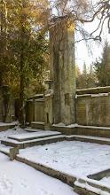 Photo: Náhrobek s hrobem velmistrů v Bruntále