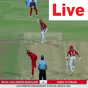 Live Cricket Tv 2018 for PC