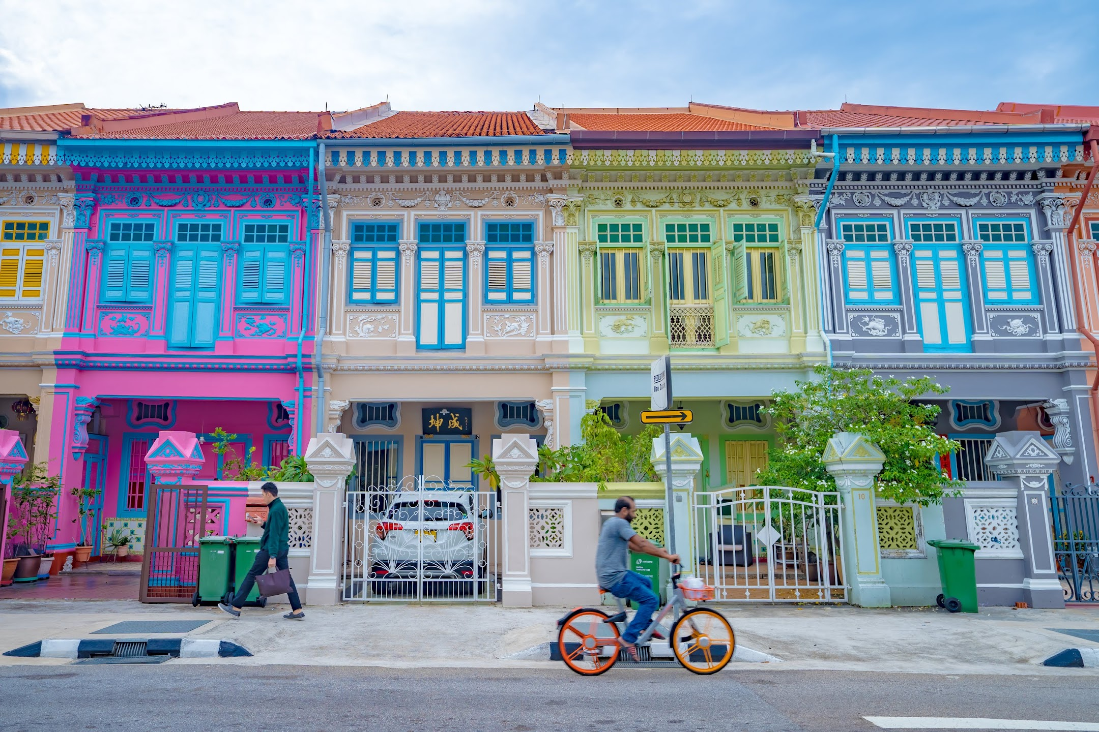 Singapore Katong Peranakan shop house1