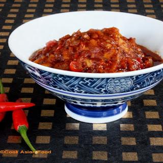 Szechuan Sauce.