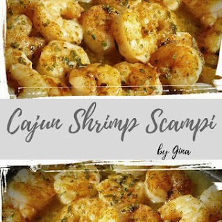 Cajun Shrimp Scampi Recipe