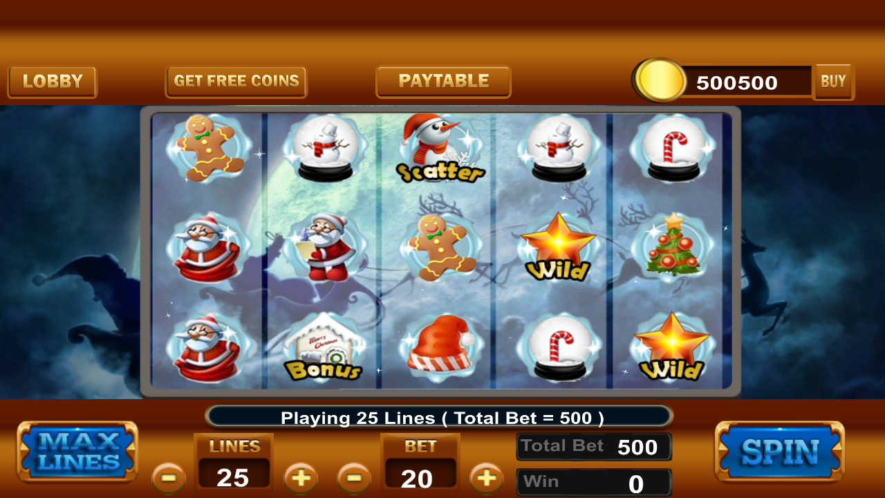 video slots free online casino deluxe