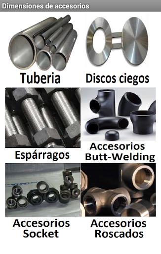 Trazado de tuberia El Tubero screenshot