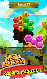 Hexa Blocks Hystorix Gems - náhled