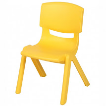 Kids Yellow Chairs