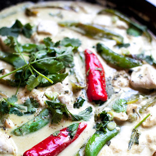 Green Curry Chicken Without Coconut Milk Recipes