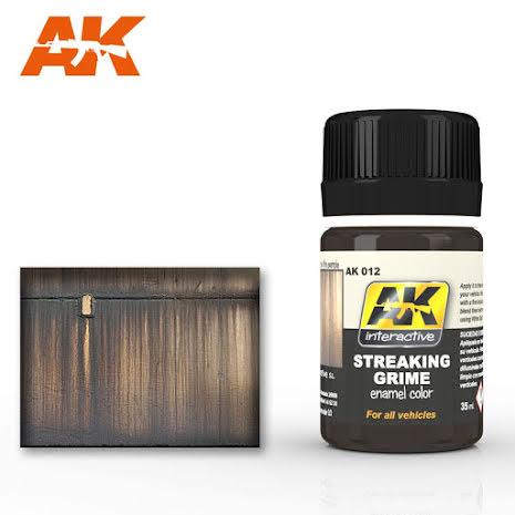 AK012 STREAKING GRIME (35ml)