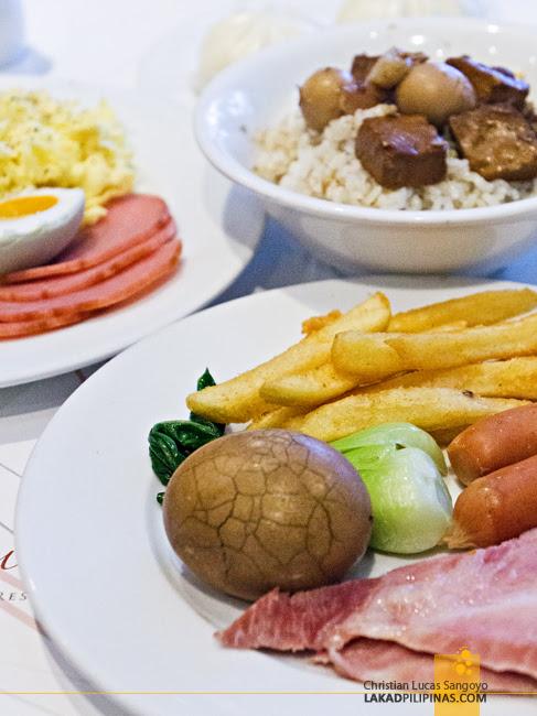 Taipei Westgate Hotel Breakfast