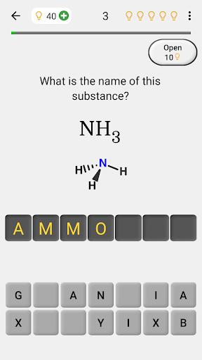 Chemical Substances: Organic & Inorganic Chemistry 2.0 screenshots 1