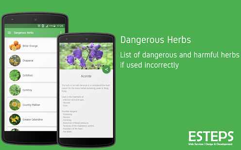 Herbs Encyclopedia- screenshot thumbnail