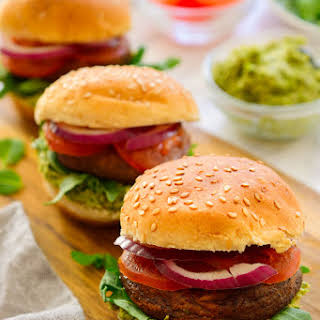 Vegetarian Sliders Recipes.