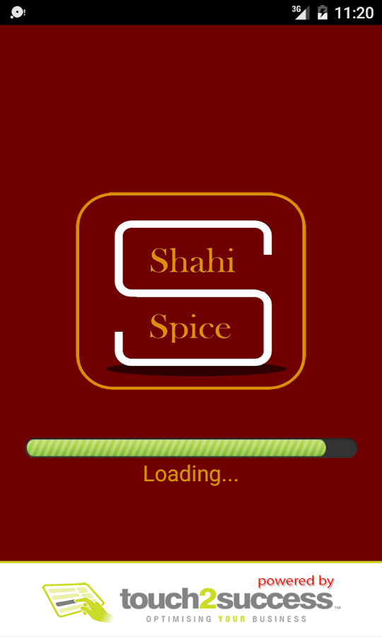 Shahi Spice- screenshot
