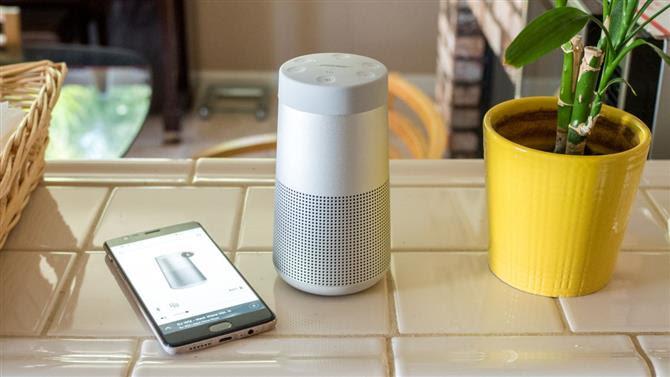Altavoz bluetooth Bose Soundlink Revolve para calidad de sonido