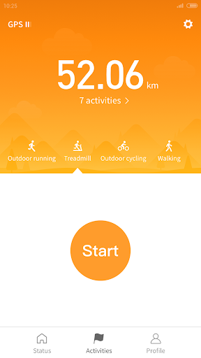 Mi Fit 3.5.9 screenshots 2