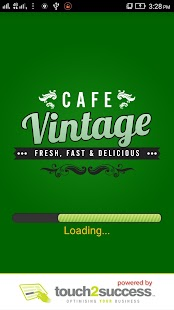 Cafe Vintage- screenshot thumbnail