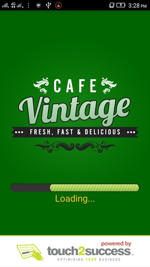 Cafe Vintage- screenshot