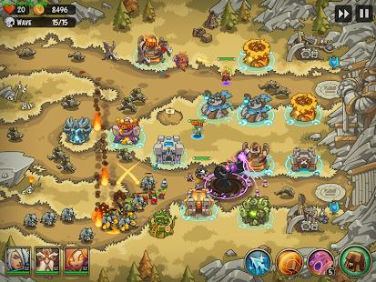 Empire Warriors Premium: เกมป้องกันหอคอย
