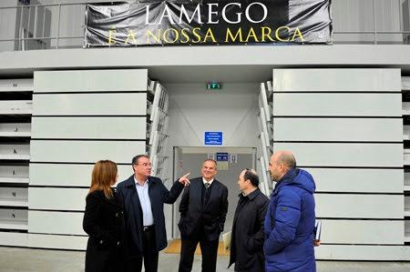 Secretário de Estado das Autarquias Locais visitou Lamego