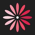 WomanLog Period Tracker & Calendar icon