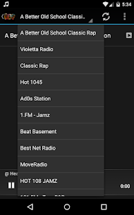 Rap Radio Stations Full - náhled