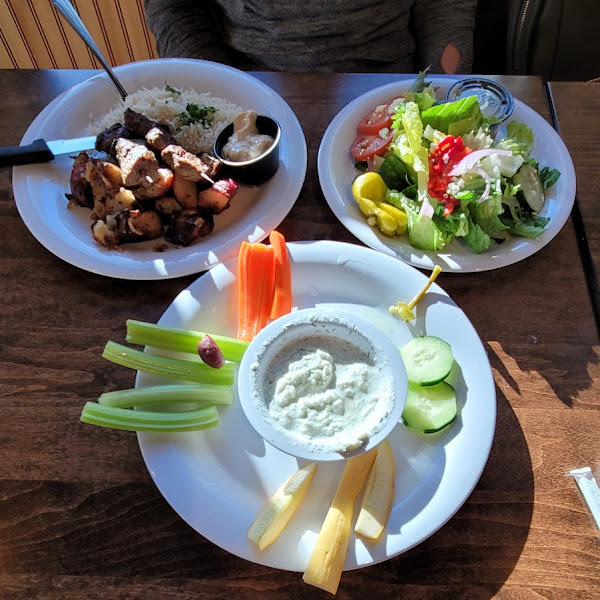 Photo from Taziki's Mediterranean Cafe