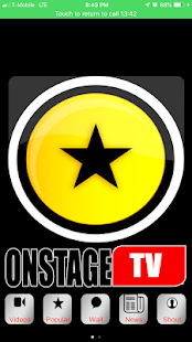 Onstage TV - náhled
