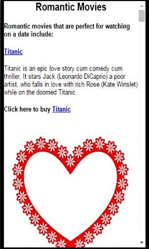 浪漫电影和音乐