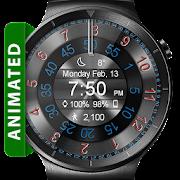 Mystic Spinner HD Watch Face Widget Live Wallpaper