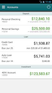 IAA Credit Union Mobile- screenshot thumbnail