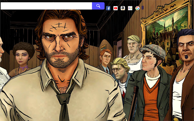 The Wolf Among Us:Cry Wolf Game HD Wallpapers