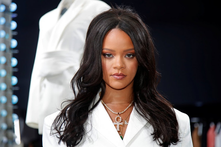 8a20b340ef Rihanna launches new fashion brand in Paris with LVMH