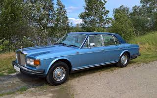 Rolls-Royce Silver Spirit Rent Praha