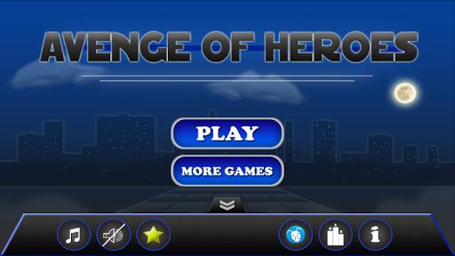 Avenge of Heroes