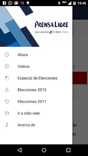Decisión Libre 2015