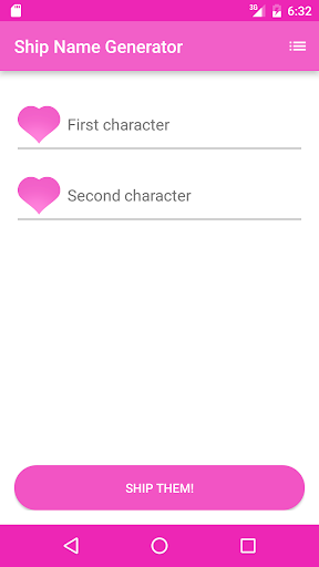 Fandom Ship Names Generator: Fluff and Fun Apk 2
