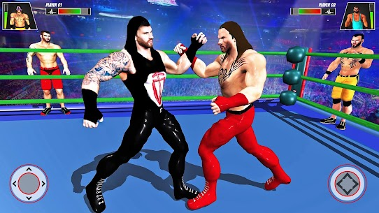 Grand Tag Team Wrestling Game: Ring Fighting Games 4