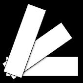 Simple Swipe Flashcard