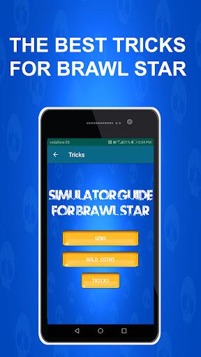 Gems Simulator and Guide for Brawl Star 1.12 screenshots 1