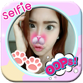Cute Girl Selfie Photo Editor