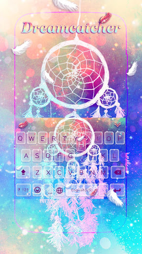 Dreamcatcher Emoji keyboard