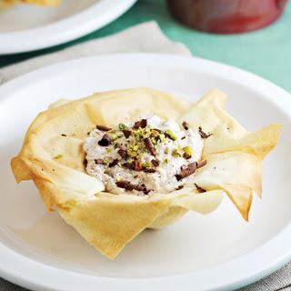 Easy Cannoli Cups Dessert