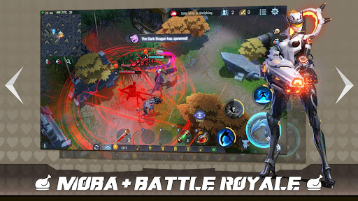 Survival Heroes - MOBA Battle Royale 1.3.0 screenshots 1