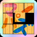 スライドパズルゲーム☆マイパズ【お気に入りの写真で遊ぼう】 icon
