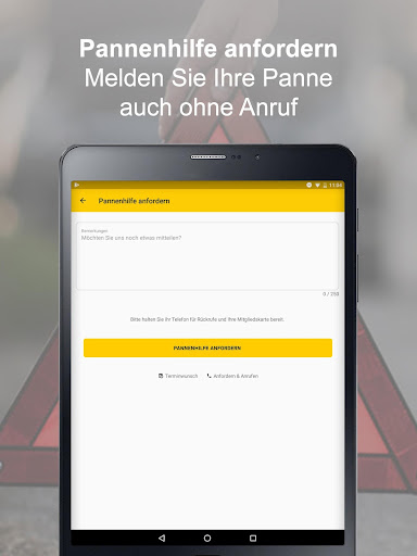ADAC Pannenhilfe 2.4.3 screenshots 10