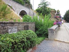 Photo: Bridge at Trois Pont