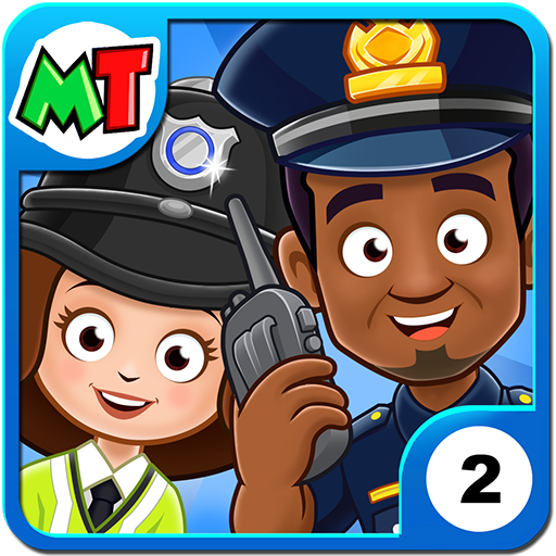 My Town : Police Station - Apps on Google Play