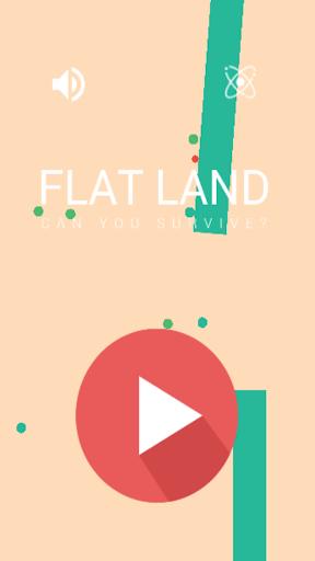 FlatLand - epic journey