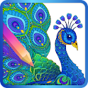 Adulto Coloring Book icon